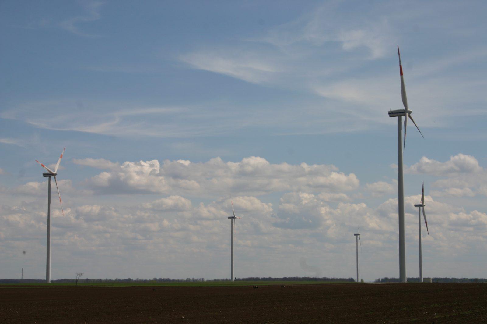 Windpark Mönchhof
